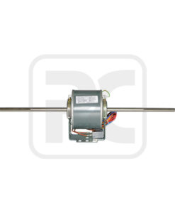 Double Shaft Air Conditioning Fan Coil Unit Motor with 5uF Capacitor