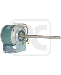 Single Shaft Fan Coil Motor Mounted With Air Conditioning Indoor Unit