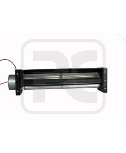 0.10A 15W 1600RPM TCS Series Cross Flow Fan For Cooling Fan , Warmer , Car Ventilation , Hand Dryer
