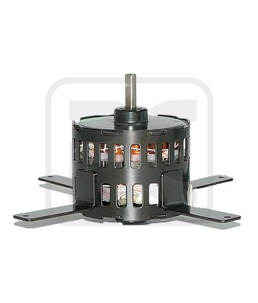 2 Pole Electric 3.3 Inch Motor 3300 RPM / Small AC Fan Motor