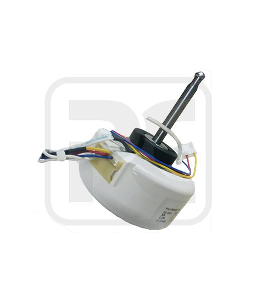 2 Pole Resin Packed Motor Single Shaft Mounting 2μF 450V Capacitance