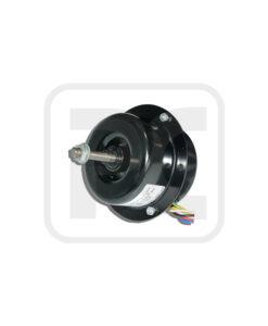 4 Pole Bathroom Centrifugal Fan Motor , Kitchen Exhaust Fan Motor
