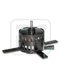 Asynchronous 3.3 inch Split Phase Motor , Small Fan Motor 120V 100W
