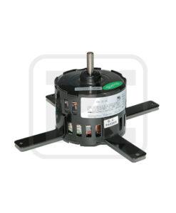 "Black Universal 230V 4 Pole 1550 RPM 3.3 Inch / 3.3"" motor Air Purifier Motor"