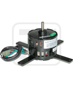 """Capacitor 3.3"""" Motor Single Phase Asynchronous Motor For Air Conditioning"""