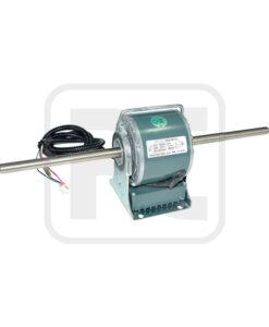 Double Shaft BLDC Fan Motor / 3 Speed Fan Motor for Air Conditioning