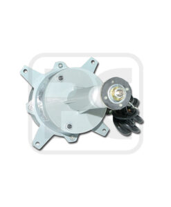 ODM / OEM 16W Variable Speed Double Shaft Fan Motor With Rolling Bearing