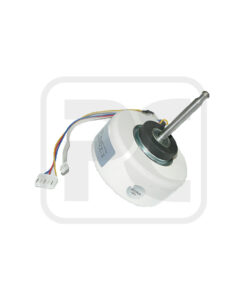 4 Pole AC 220v Resin Packed Motor , Electric Air Conditioner Fan Motor