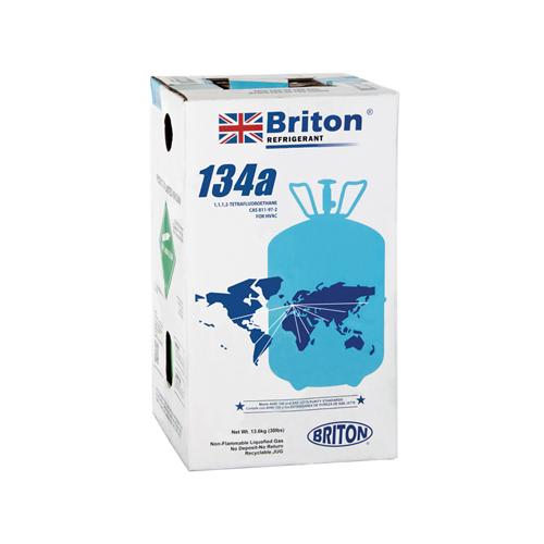 Briton Refrigerant Gas R134a 11.6kgs United Kingdom