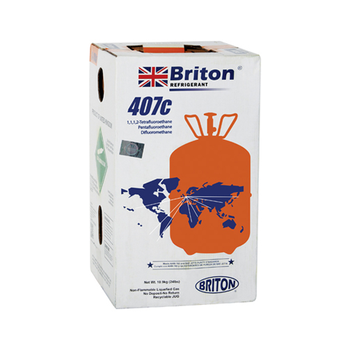 Briton Refrigerant Gas R407c 11.3kgs United Kingdom