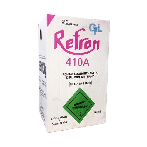 Refron Refrigerant Gas R410a 11.3kgs India