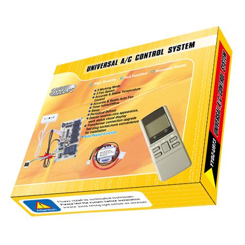YYDZ-U973+ Universal Air Conditioner PCB Board with AC Remote Control System