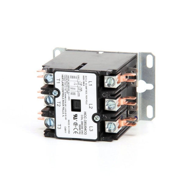 HVAC 3 Pole Contactor Supplier Dubai