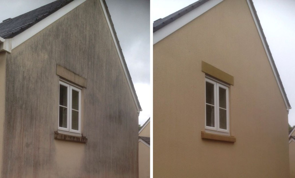 render cleaning wetherby