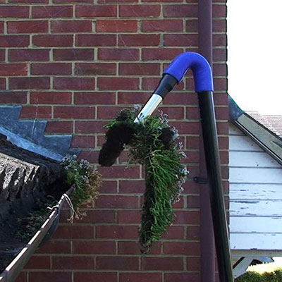 gutter cleaning wetherby