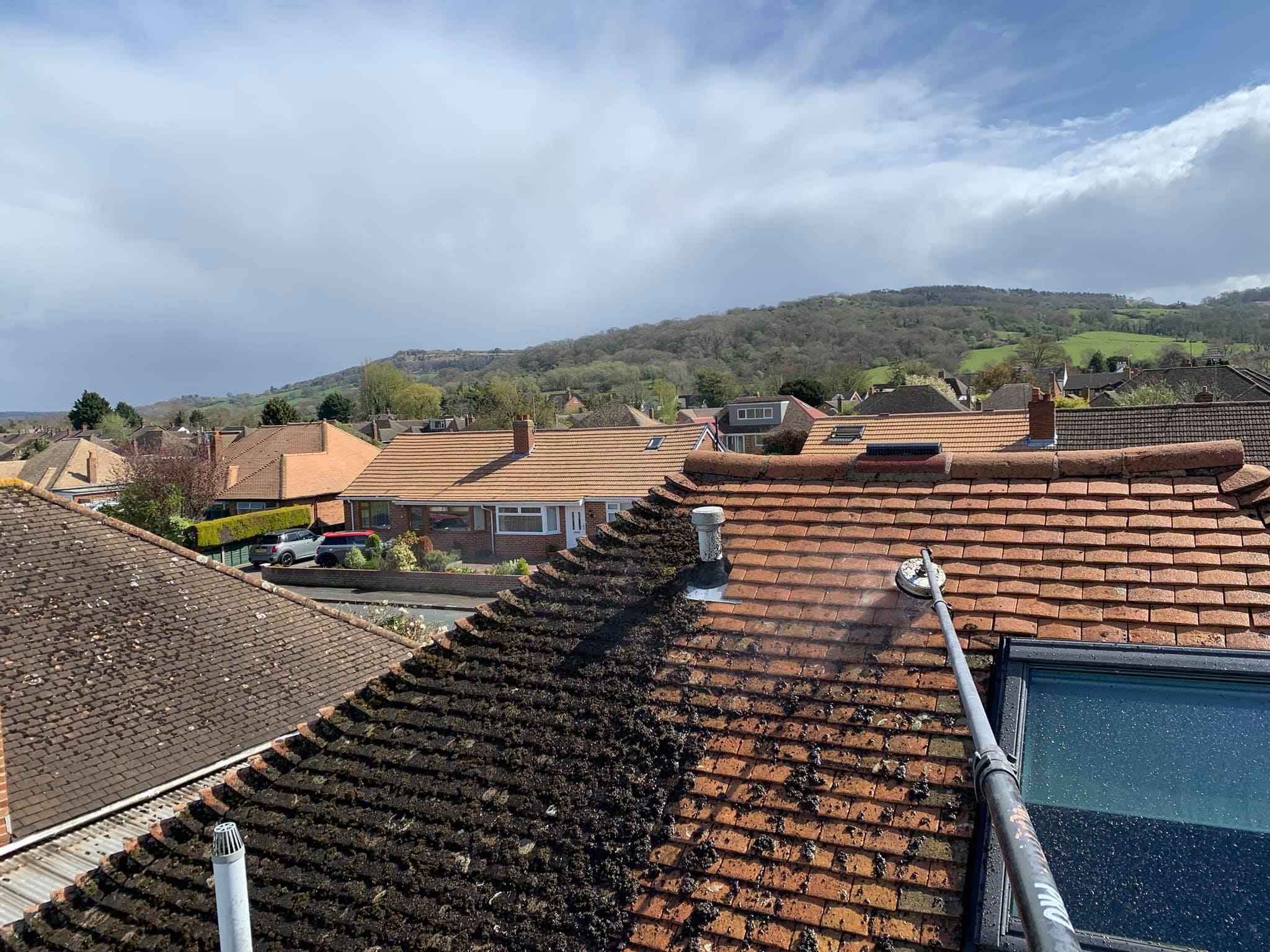 wetherby roof cleaning