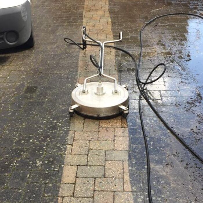 wetherby driveway cleaning