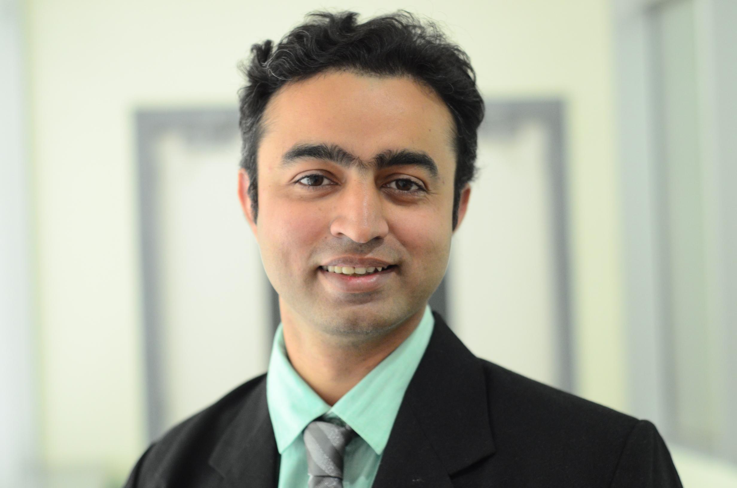 Mr. Priyankan Goswami