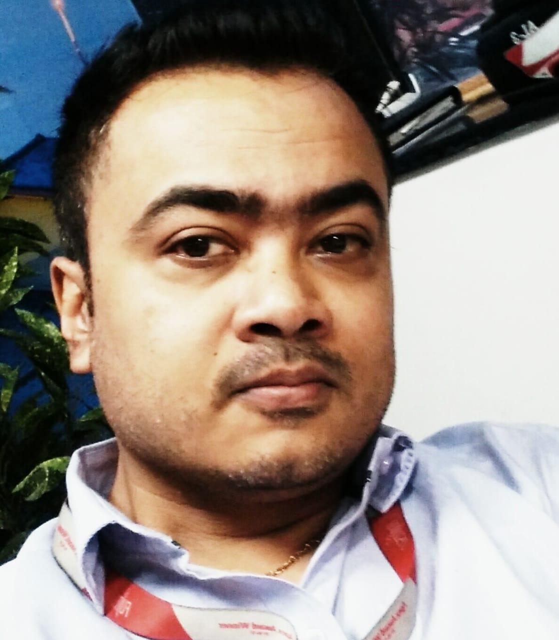 Mr. Raj Kamal Phukan
