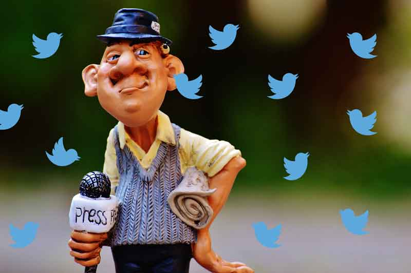 Listas de Twitter para periodistas