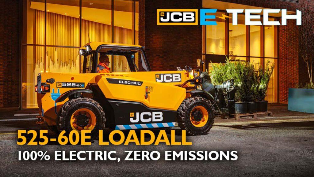 JCB E-tech