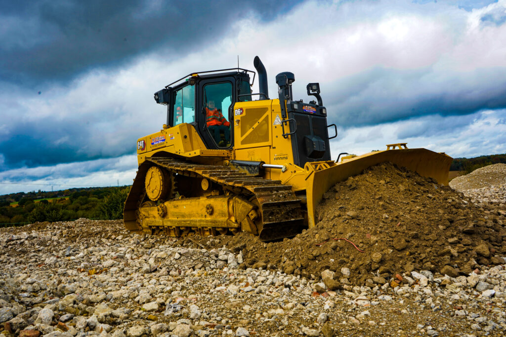 Dozer selection