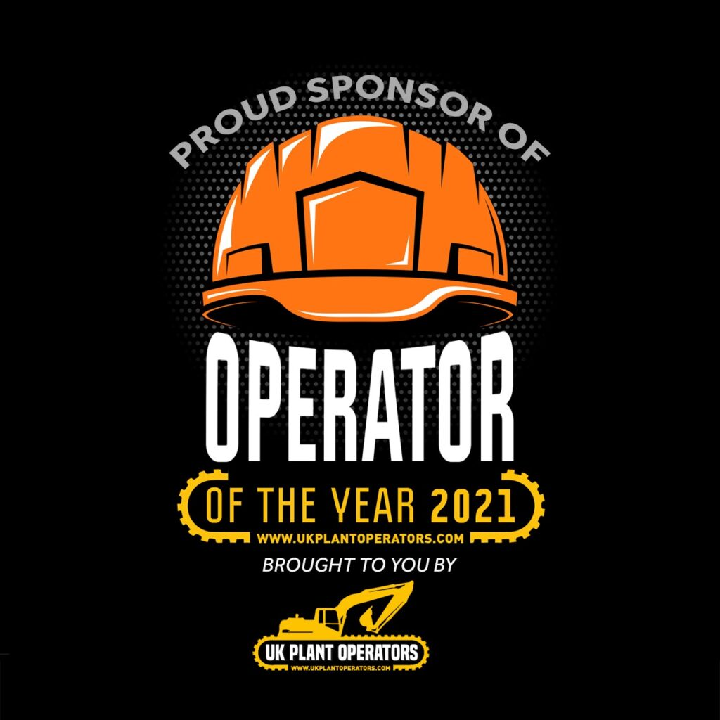Click here to enter the UK Plant Operator of the year competition