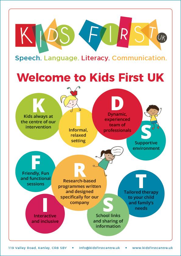 Kids Kirst Brochure