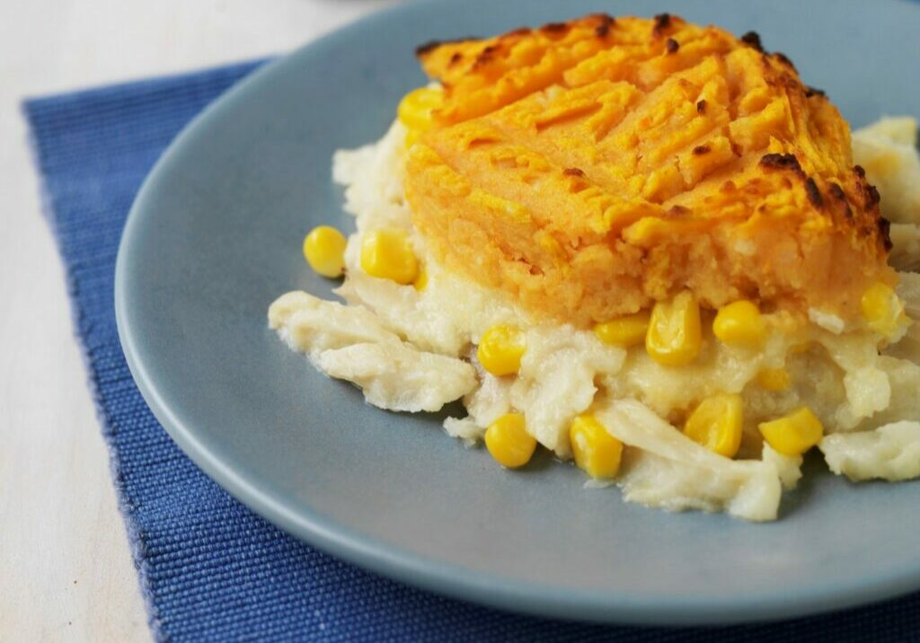 Fish pie aspect