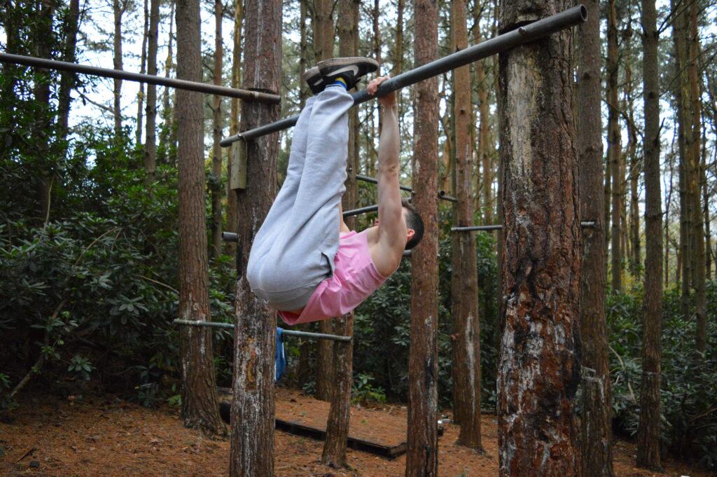 More Than Lifting Full Hanging Leg Raise