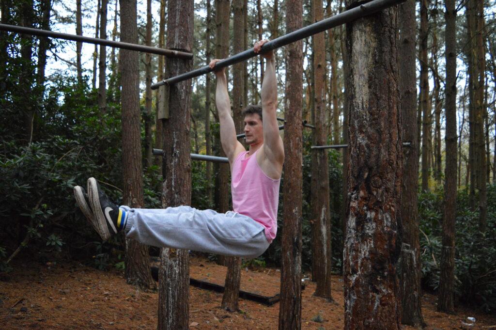 More Than Lifting Hanging Leg Raise L Sit Isometrics