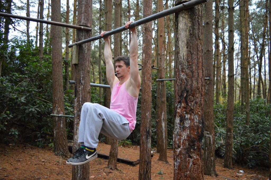 More Than Lifting Hanging Leg Raise Tuck