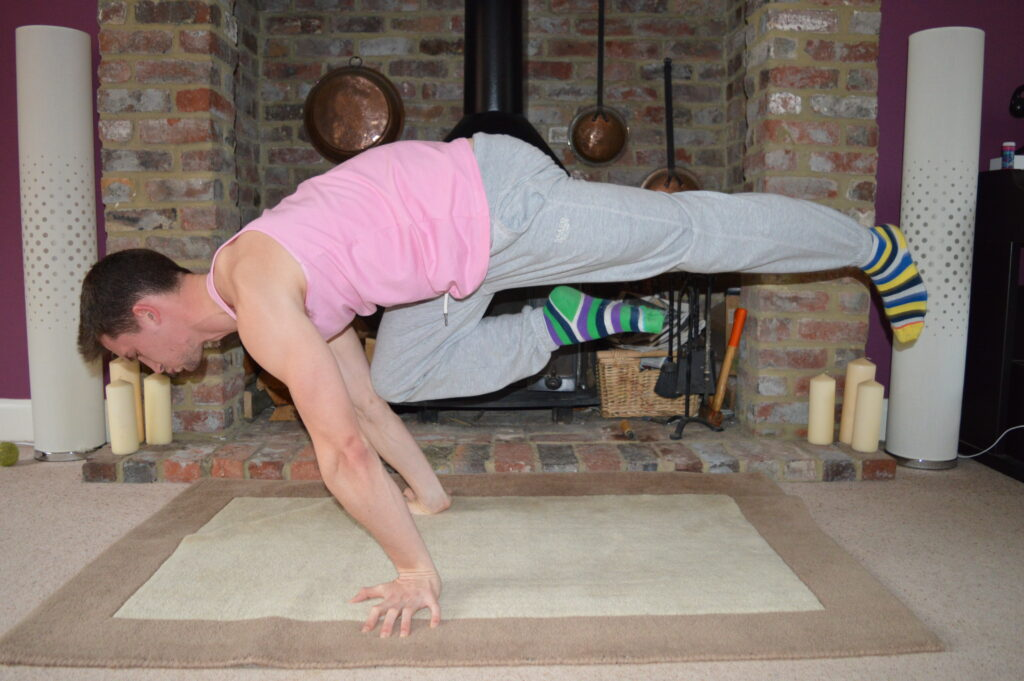 Planche Challenge Single Leg Extensions More Than Lifting