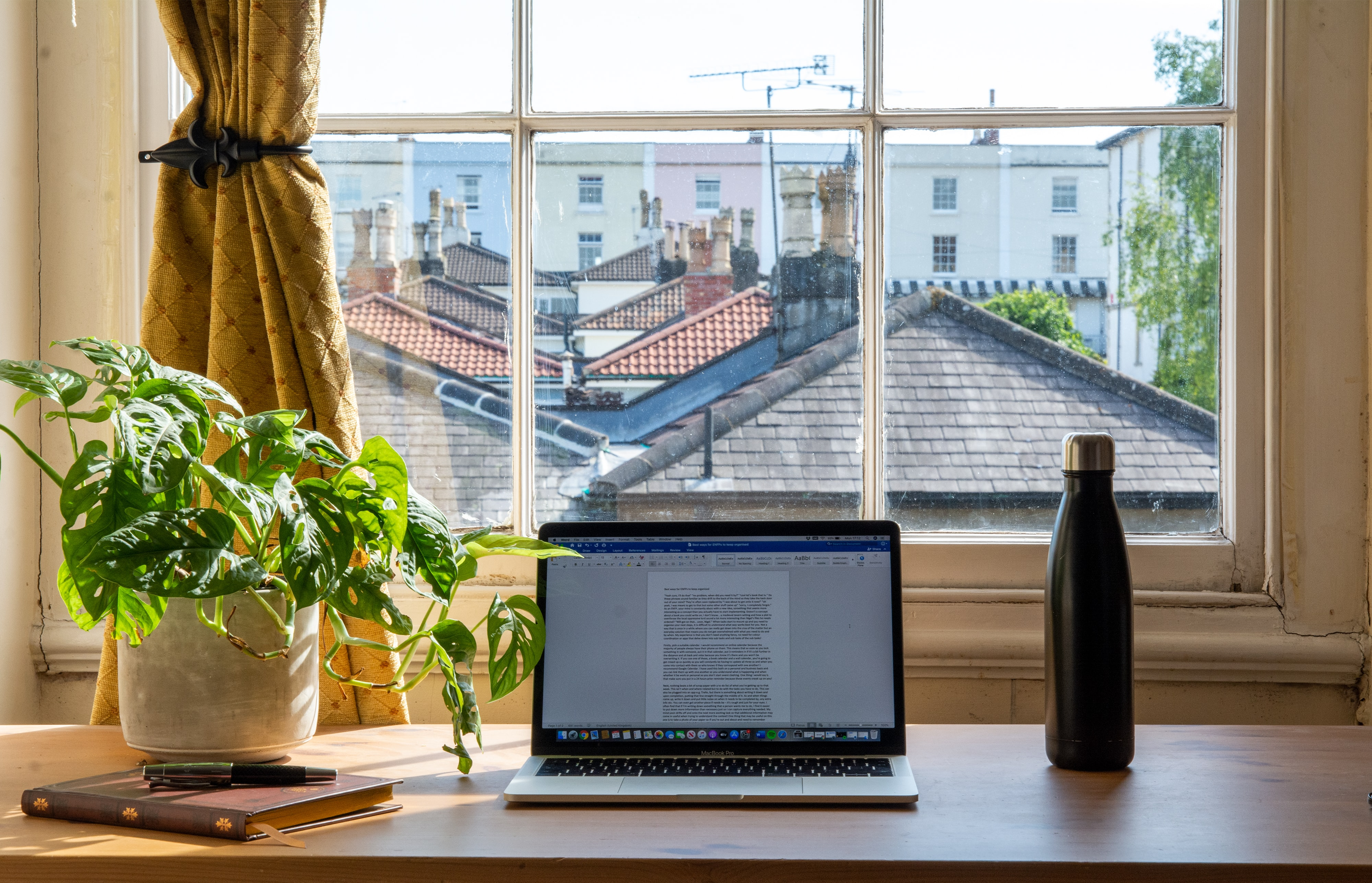 Home Office Advantages; The Economics, Efficiency And Team Involvement