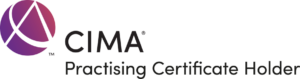 CIMA practicing certificate holder logo