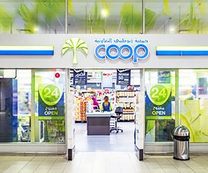 Opening of various CO-OP stores (Dana, Hamdan, Madinat Zayed)