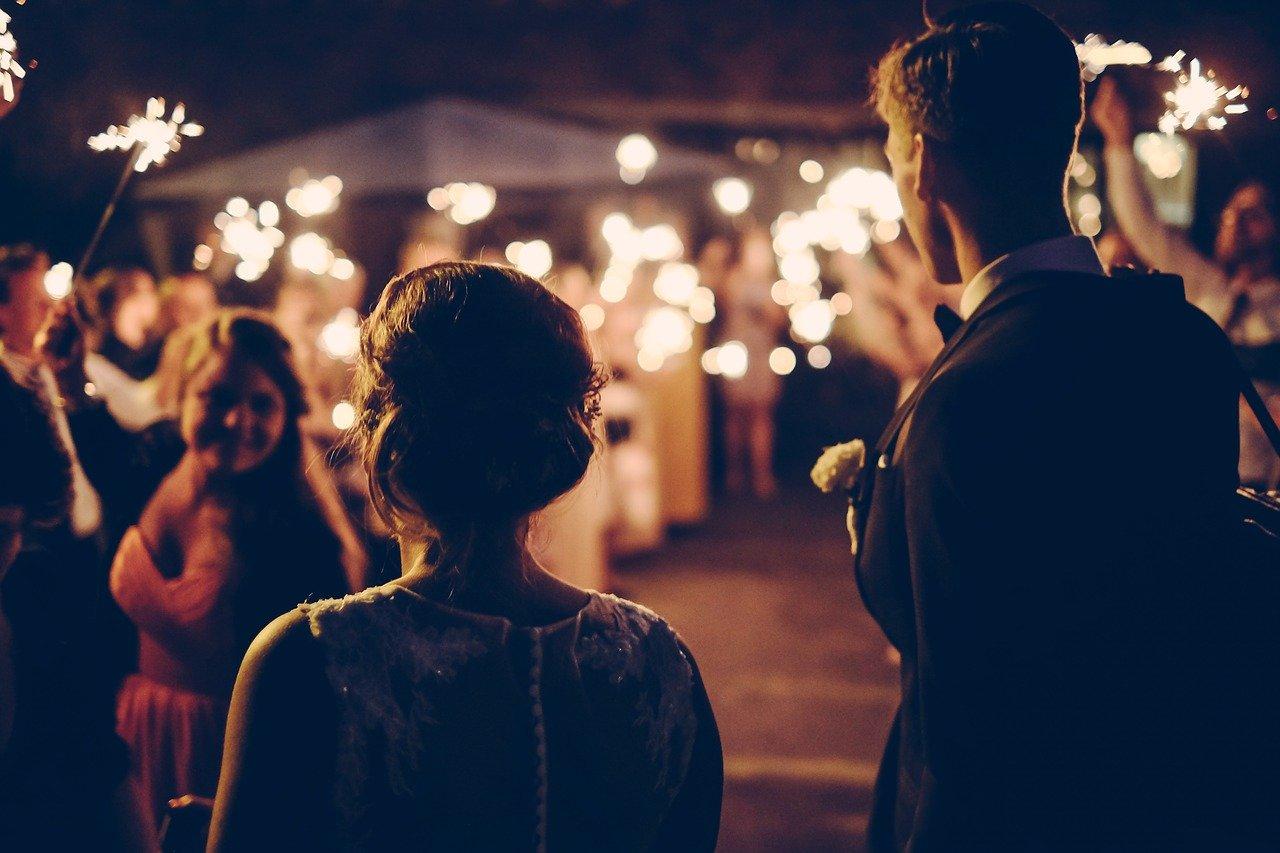 Wedding reception Villa Paraiso