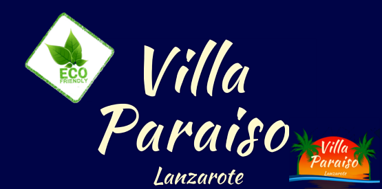 Villa Paraiso Lanzarote Reg No:VV-353000543