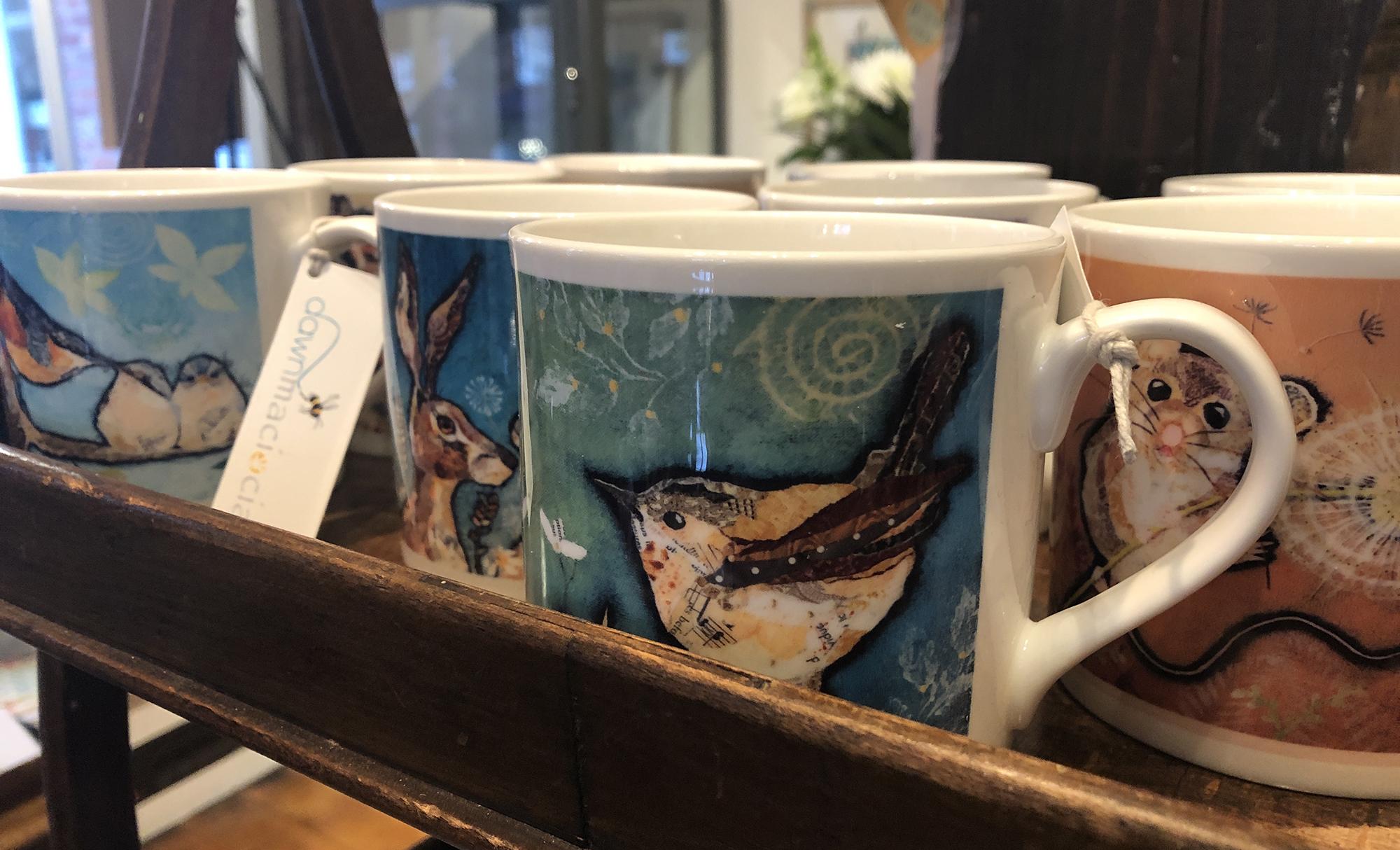 Dawn Maciocia Mugs