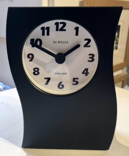 Short Wavy clock at the farthing gallery