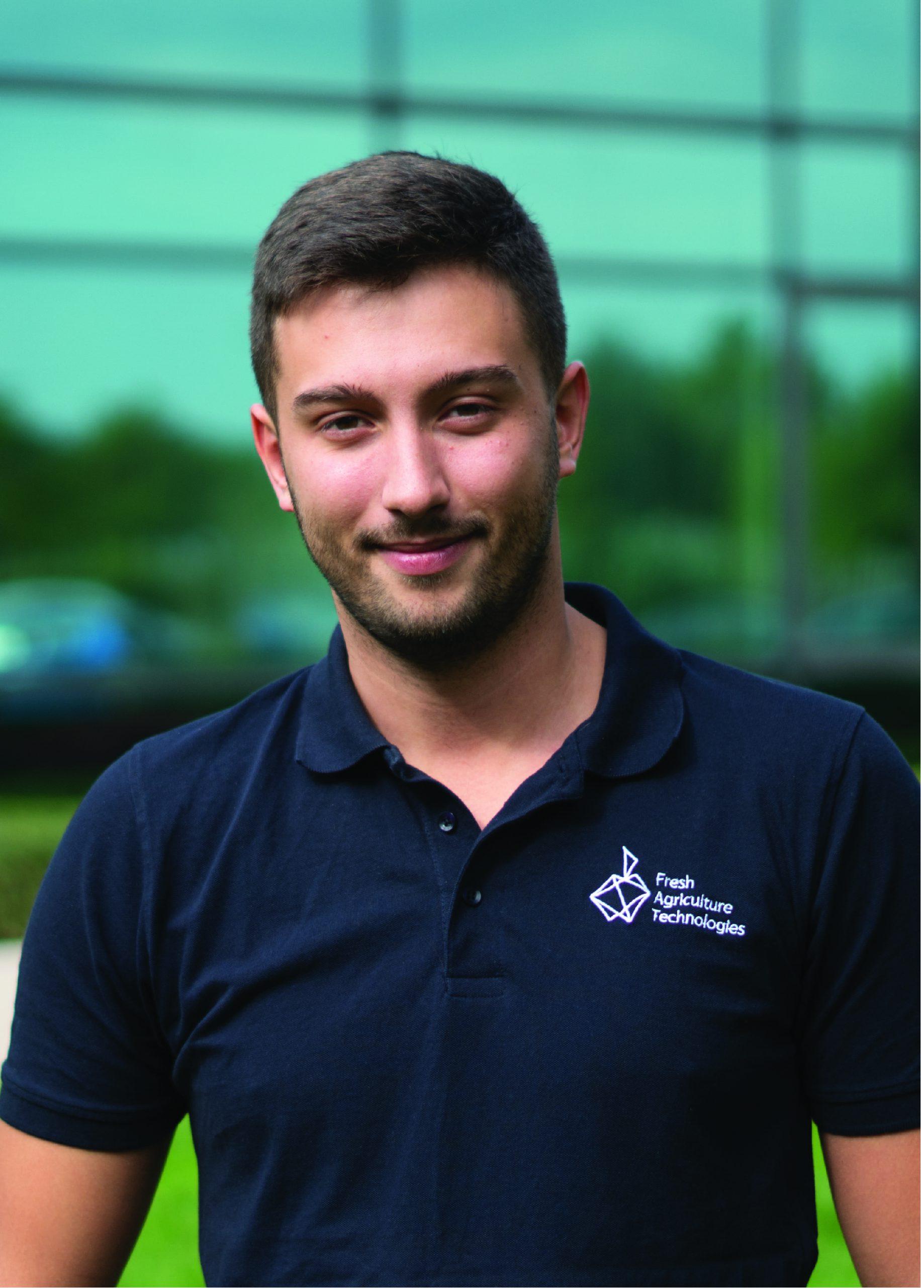 David Blazevski, CEO