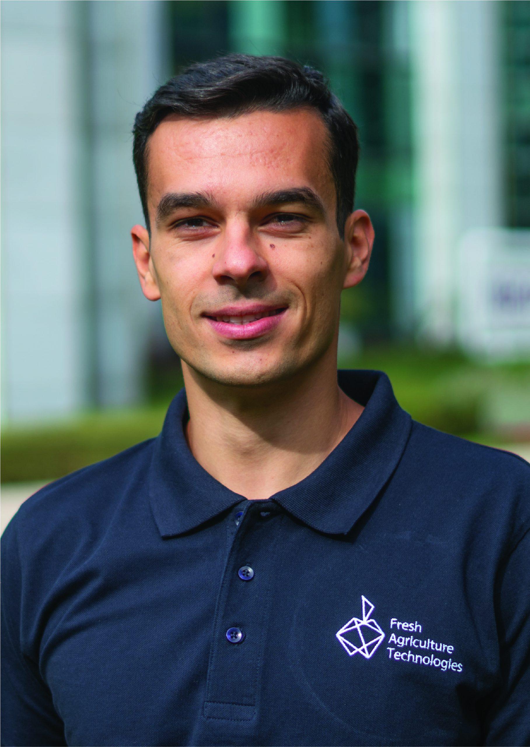 Milos Zinajic, CTO