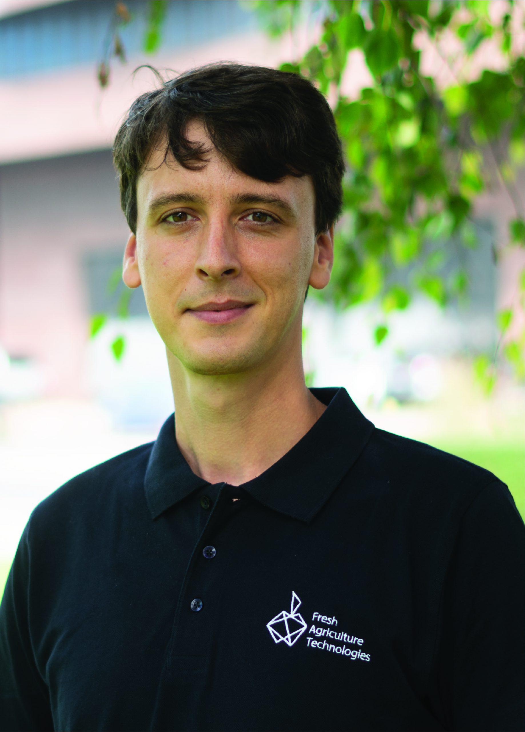 Stefan Manja, Chief Science Officer