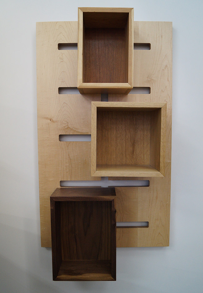 TWIST - MODULAR SHELVING UNIT - EXPERIMENTAL DESIGN