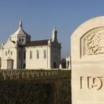 The French National War Cemetery at Notre Dame de Lorette in Pas de Calais, France. Photo by Stuart Forster.