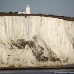 South Foreland Lighthouse on the white cliffs of Dover, England. Photo by Stuart Forster.