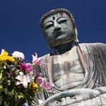 The Great Buddha statue at the Kotoku-in Temple in Kamakura, Japan. Photo by Stuart Forster.