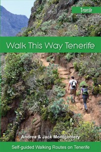 Walk this Way Tenerife front