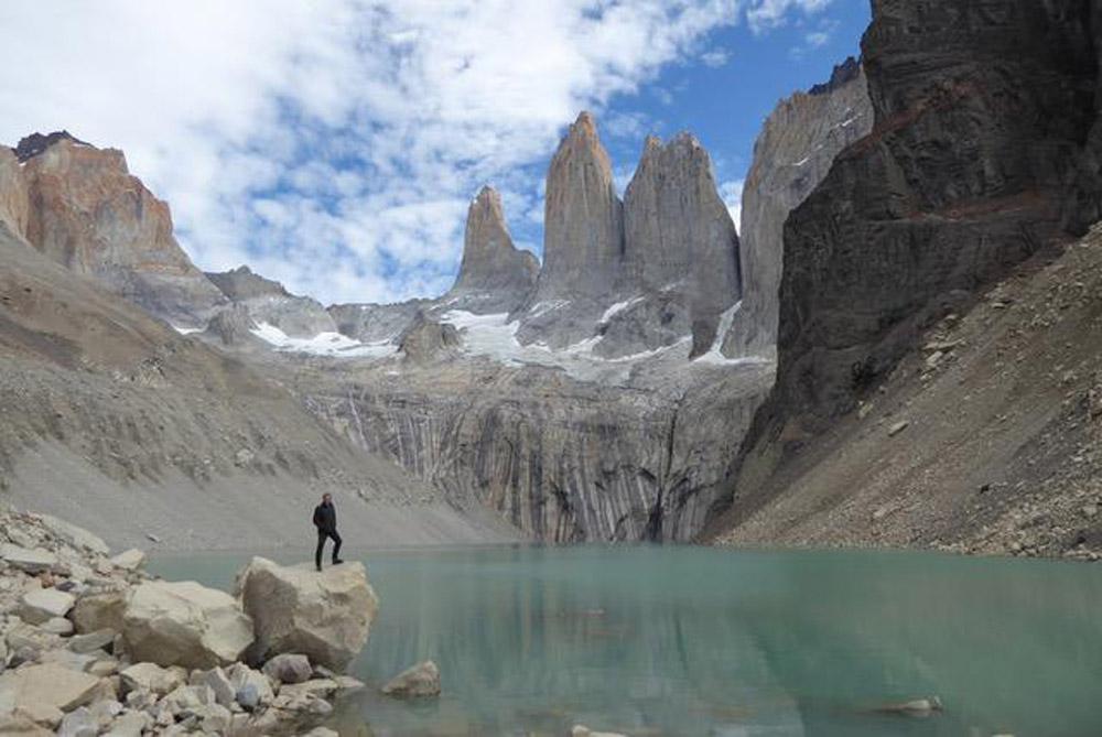Patagonia by Bill Birkett.