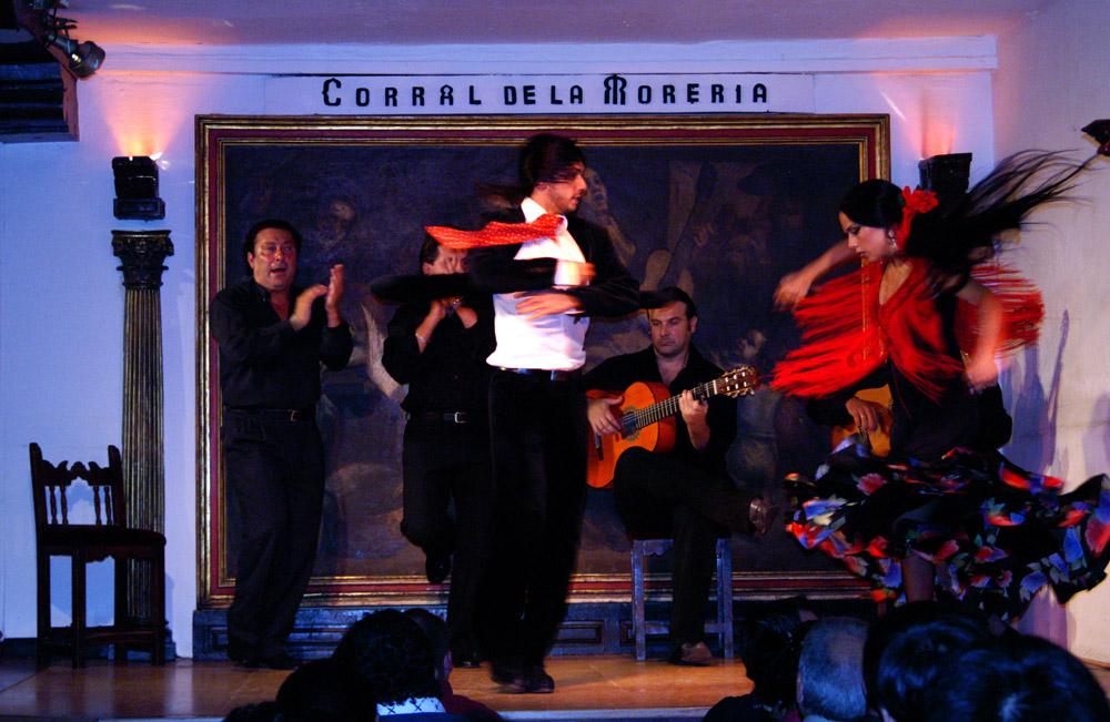 Flamenco by Ferne Arfin.